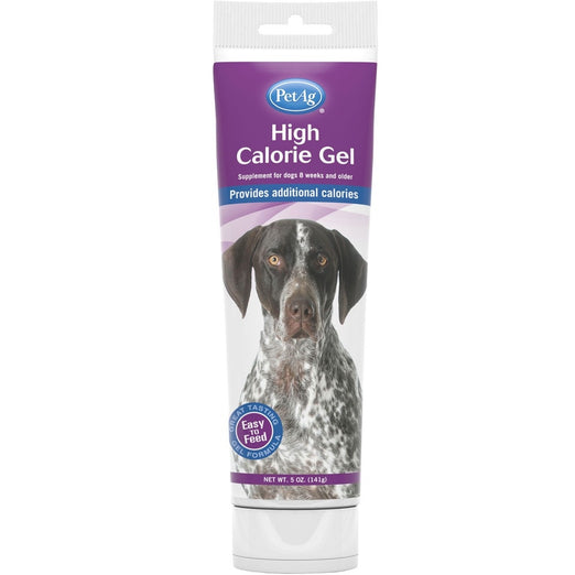 25% OFF (Exp May 21): PetAg High Calorie Gel Dog Supplement 5oz - Kohepets