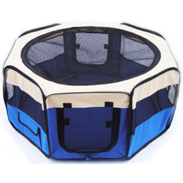 Petcomer Dog Playpen - Small