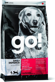 GO! Daily Defence Lamb Meal Recipe Dry Dog Food