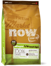 25% OFF: Now Fresh Grain-Free Small Breed Recipe Dry Dog Food