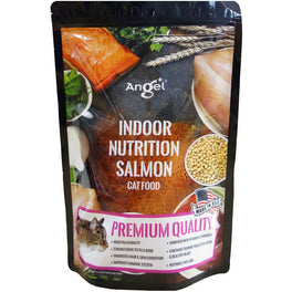 Angel Indoor Nutrition Salmon Dry Cat Food