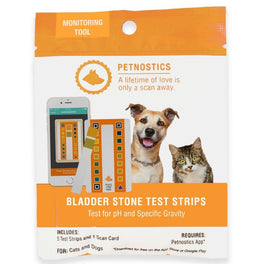 Petnostics Cat & Dog Bladder Stone Test Strips
