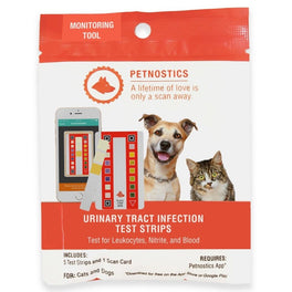 Petnostics Cat & Dog Urinary Tract Infection (UTI) Test Strips