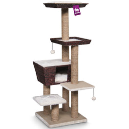 Petrebels Natural Eco Lovers Caribbean Love 141 Cat Tree