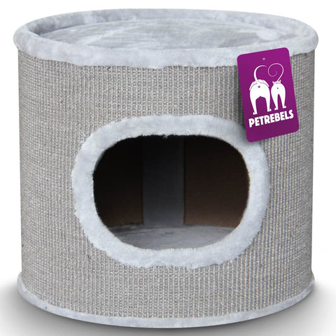 35% OFF: Petrebels Champions Only Dome 40 Cat House - Kohepets