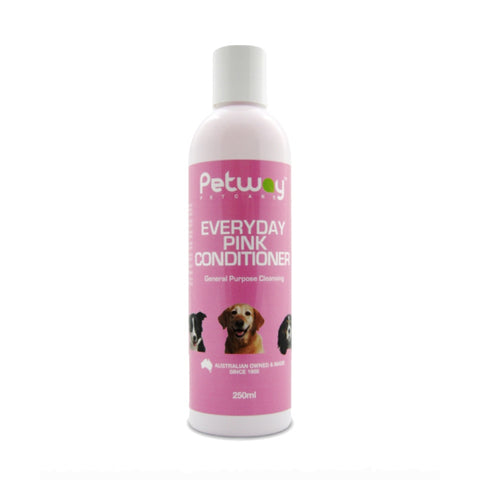 Petway Petcare Everyday Pink Dog Conditioner 250ml - Kohepets