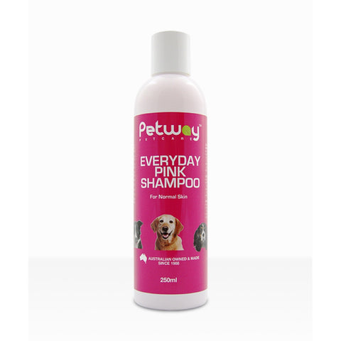 Petway Petcare Everyday Pink Dog Shampoo 250ml - Kohepets