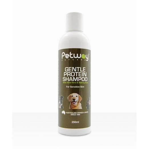 Petway Petcare Gentle Protein Dog Shampoo 250ml
