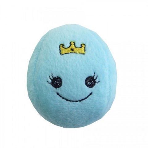 Petz Route Blue Princess Egg Dog Toy - Kohepets