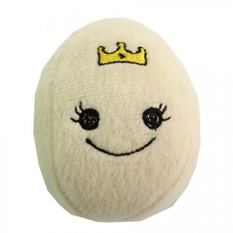 Petz Route Cream Princess Egg Dog Toy - Kohepets