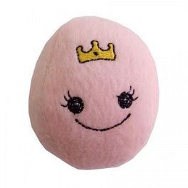 Petz Route Pink Princess Egg Dog Toy