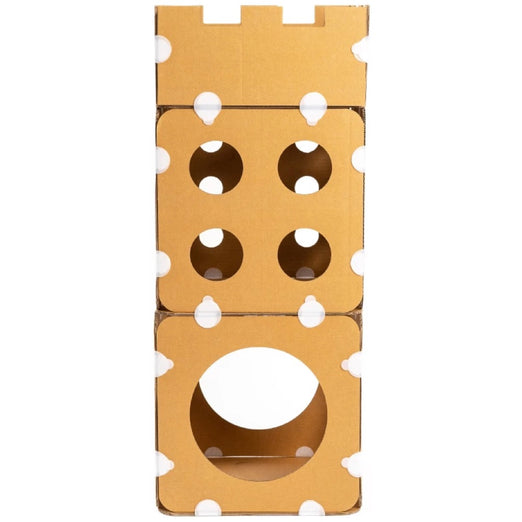 Pidan Boxkitty Modular Tower B Cat House (15 Pieces) - Kohepets
