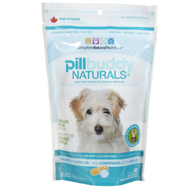 Pill Buddy Naturals Grilled Duck Dog Treats 5.29oz
