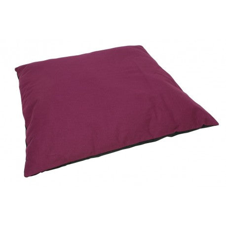 Dogit Burgundy Pillow Bed - Large