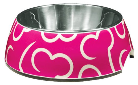 Dogit Style Bowl With Stainless Steel Insert - S