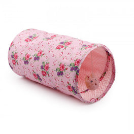 All For Paws Shabby Chic Summer Time Tunnel For Cat