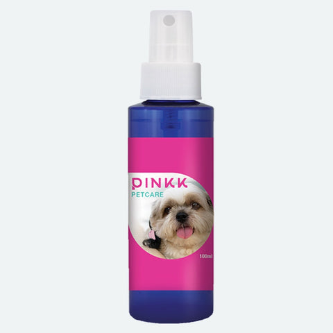 20% OFF: Pinkk PetCare Ionic Silver Spray for Cats & Dogs 100ml - Kohepets