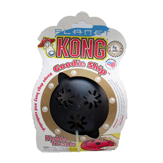 Planet KONG Goodie Ship Dog Toy - Kohepets