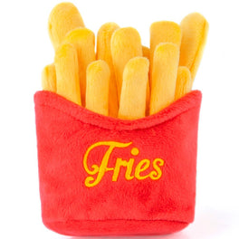 PLAY American Classic French Fries Dog Plush Toy
