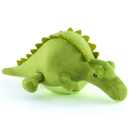 PLAY Safari Wildlife Cody The Crocodile Plush Dog Toy