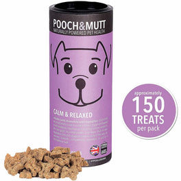 Pooch & Mutt Calm & Relaxed Dog Treats 125g