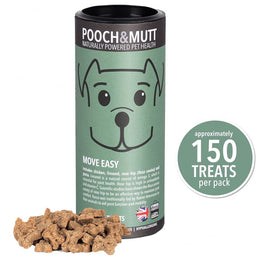 Pooch & Mutt Move Easy Dog Treats 125g