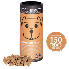 Pooch & Mutt Puppy Development Dog Treats 125g