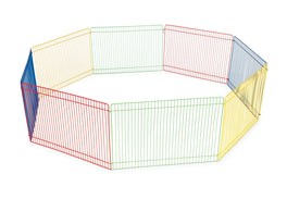 25% OFF: Prevue Pet Products Multi-Colour Small Animal Playpen