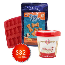 10% OFF: Puppy Scoops & Puppy Chillerz Party Bundle