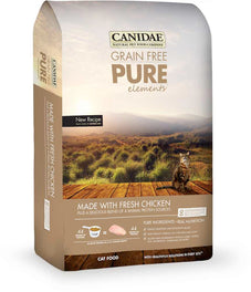 Canidae Grain Free Pure Elements Dry Cat Food 4lb