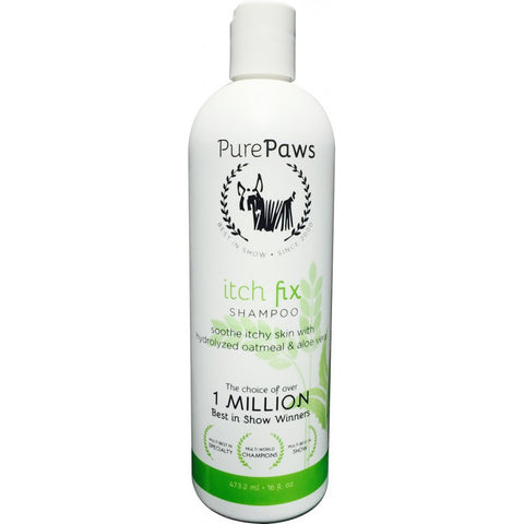 Pure Paws Itch Fix Shampoo - Kohepets