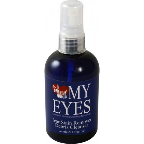 Pure Paws Love My Eyes Tear Stain Remover Debris Cleanser 4oz - Kohepets