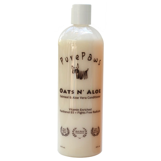 Pure Paws Oats N' Aloe Conditioner - Kohepets