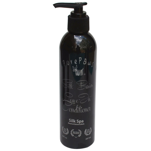 Pure Paws Silk Basics Leave-In Conditioner 8oz - Kohepets