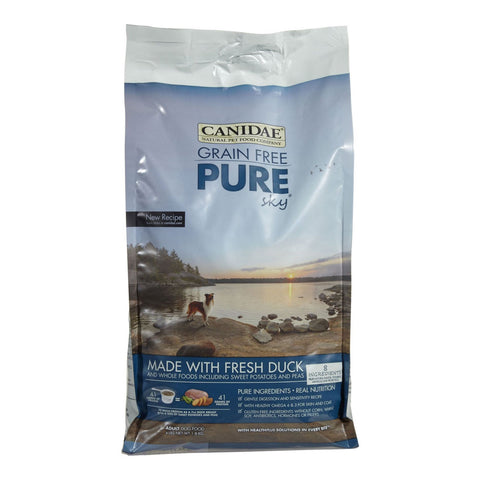 Canidae Grain-Free Pure Sky Dry Dog Food (Duck) - Kohepets
