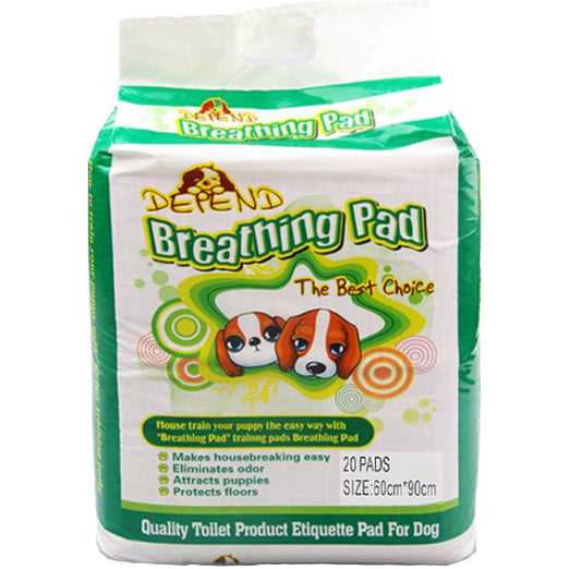 3 FOR $48: Depend Charcoal Pee Pads
