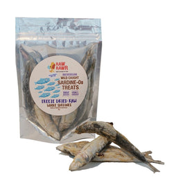 Raw Rawr Wild Caught Whole Sardines Freeze Dried Cat & Dog Treats  70g