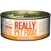 50% OFF: Really Pet Food Chicken Canned Dog Food 90g (Exp 8 Mar 19)