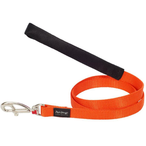 Red Dingo Classic Dog Lead 25mm - Kohepets