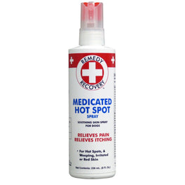Remedy+Recovery Medicated Hot Spot Spray 8oz