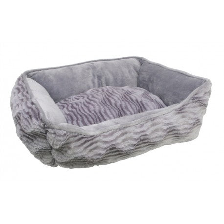 Dogit Style Rectangular Reversible Cuddle Bed - XS - Kohepets