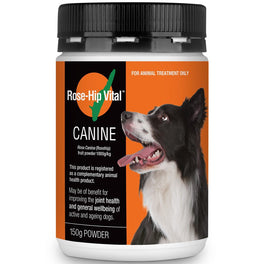 Rose-Hip Vital Canine Powder Supplement