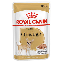 '80% OFF': Royal Canin Chihuahua Adult Pouch Dog Food 85g (Exp 27 Apr 19)