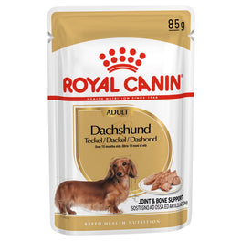 Royal Canin Dachshund Adult Pouch Dog Food 85g