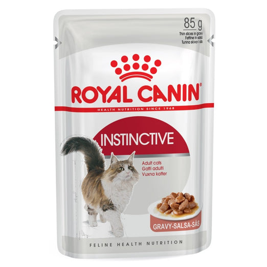 Royal Canin Feline Health Nutrition Instinctive Pouch Cat Food 85g