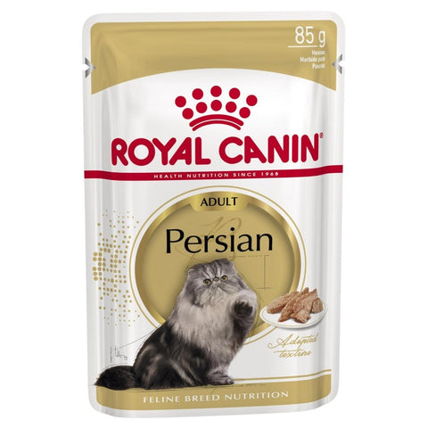 80% OFF: Royal Canin Feline Health Nutrition Persian Pouch Cat Food 85g (Exp 23 Jun 19)