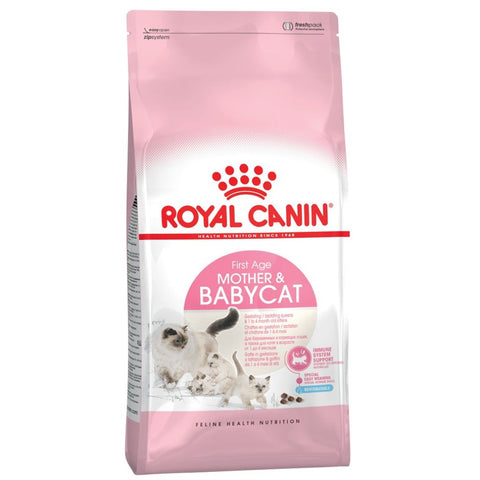Royal Canin Feline Health Nutrition Mother & Babycat Dry Cat Food 2kg
