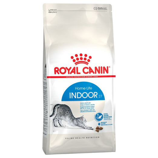 Royal Canin Feline Health Nutrition Indoor 27 Dry Cat Food - Kohepets