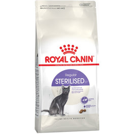 Royal Canin Feline Health Nutrition Sterilised 37 Dry Cat Food 2kg
