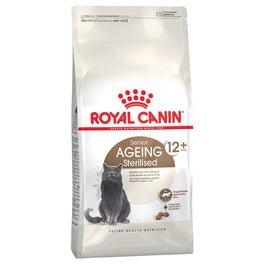 Royal Canin Feline Health Nutrition Ageing Sterilised 12+ Dry Cat Food 2kg
